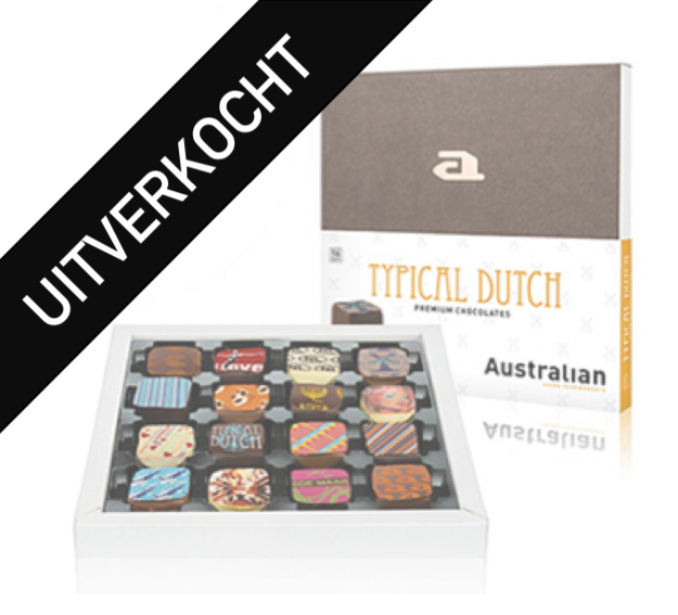 Sixteen-pack dreamers typical dutch