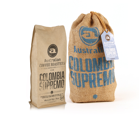 Limited edition Colombia Supremo