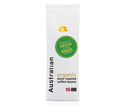 Espresso beans single origin 750 gram organic